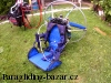 DLE 170 paramotor (Only 16,5 kg!)
