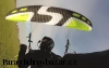 PARAGLIDER SKY FLUX SMALL <10HRS USED, PARAMOTOR WING - 1
