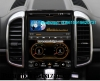 Porsche Cayenne 10.4inch radio Car android wifi GPS Vertical screen - 1