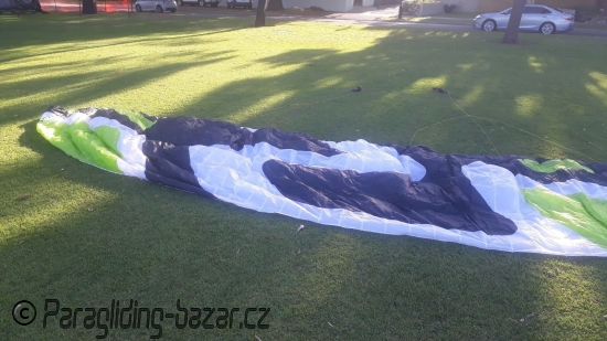 PARAGLIDER SKY FLUX SMALL <10HRS USED, PARAMOTOR WING - 3