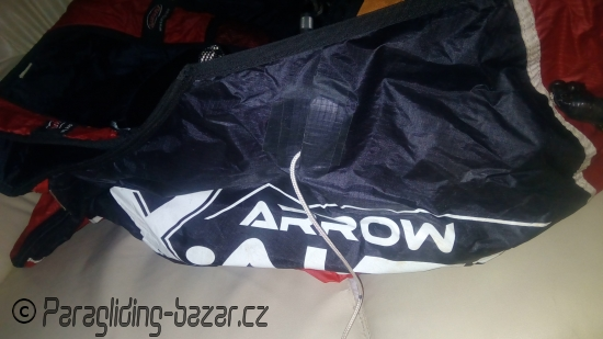 Sedacka arrow xalps L, 1,55 kg!