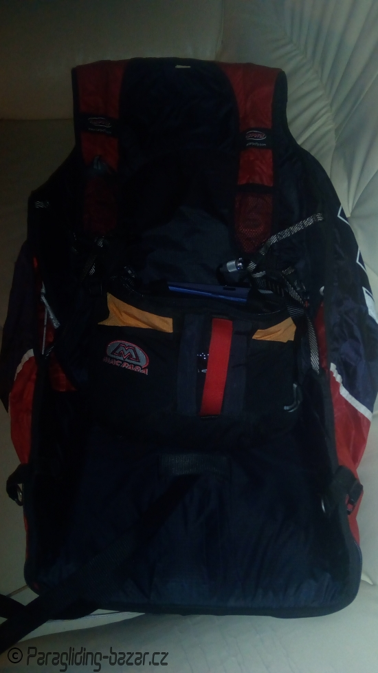 Sedacka arrow xalps L, 1,55 kg! - 4